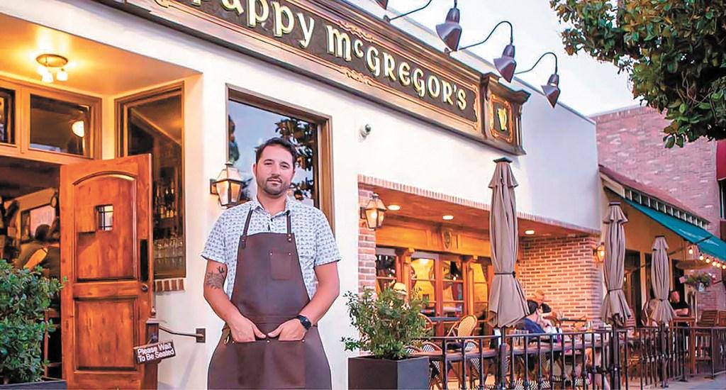 Pappy McGregors
