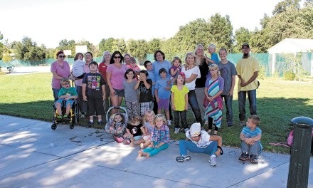 Parents for Joy Recognized for Playground Efforts