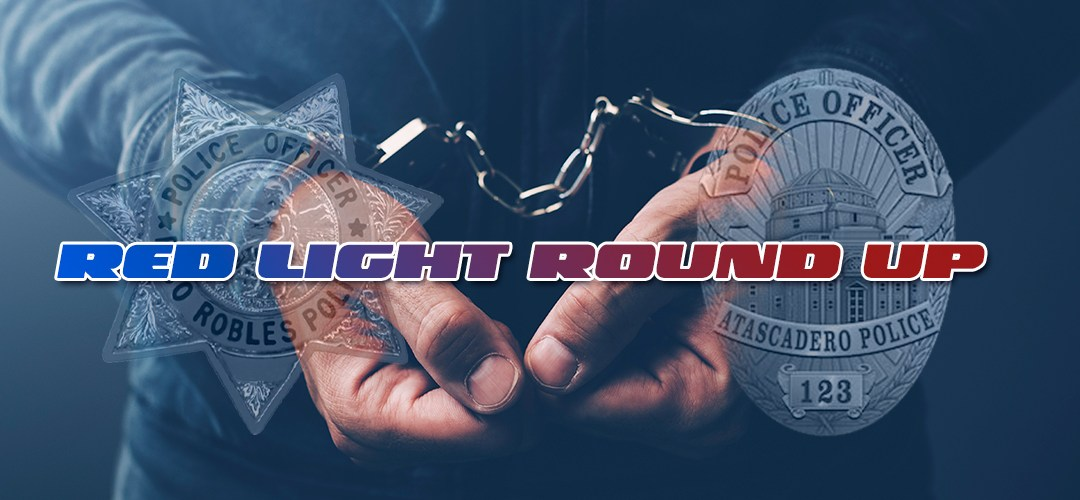 Red Light Roundup 04/12-04/18/2021