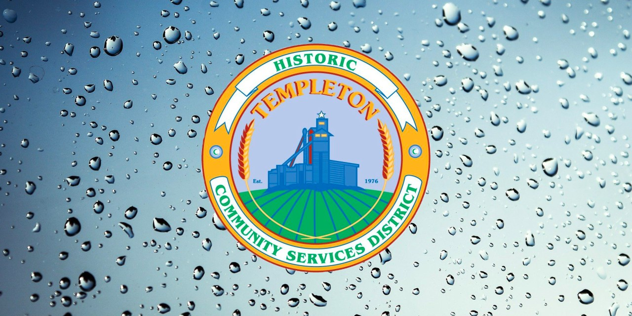 Winter Storms are approaching – Templeton CSD is providing sand for sandbags