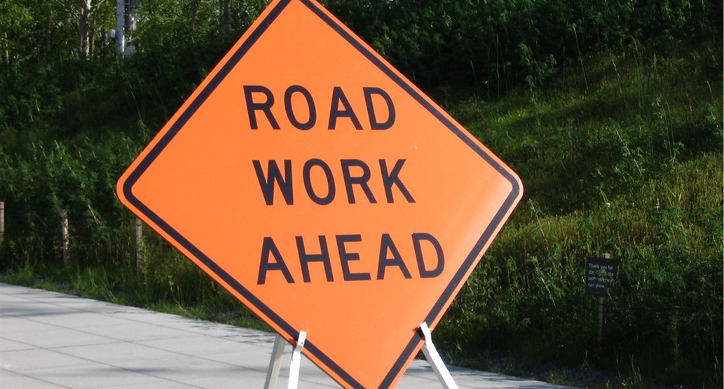 Road Slope Repair at Santa Rosa Creek Road