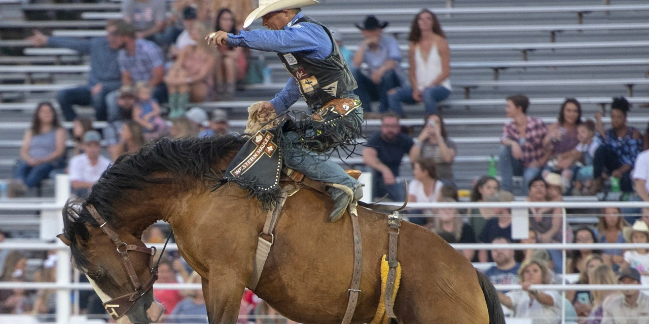 SLO County Sheriff's Rodeo Postponed to May 2022