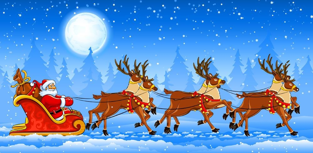 City of Atascadero Presents Santa's Reindeer Farm Dec. 4-6