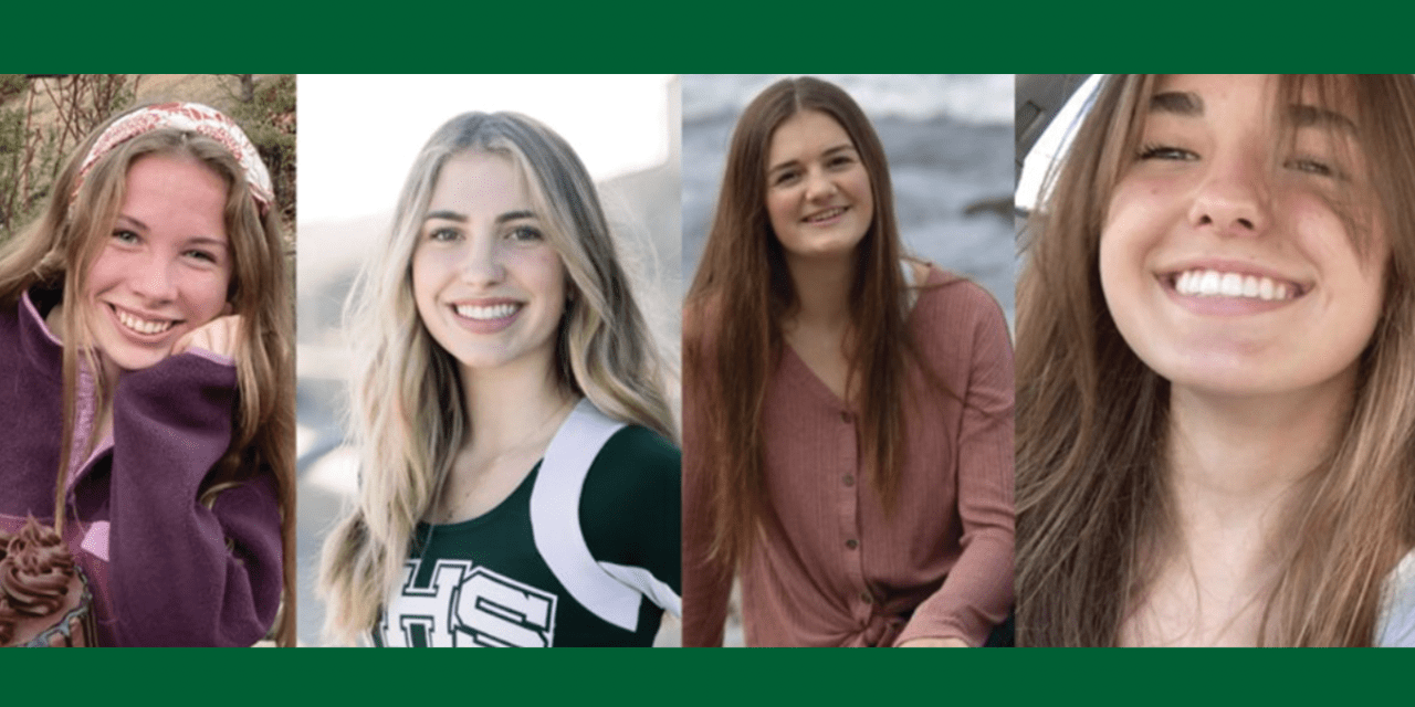 Four Templeton Junior Girls are Nominated for Girls State