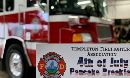 Templeton Firefighter's Association is keeping one 4th of July Tradition alive