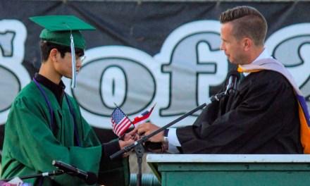 Templeton High Graduates 161 Seniors