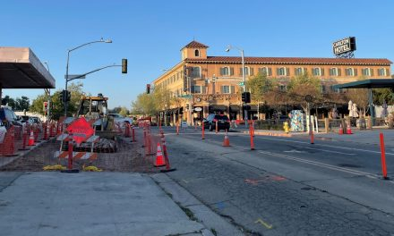 Traffic Impacts Continue on Traffic Way and Atascadero Mall