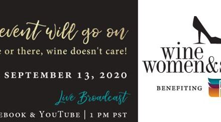 2020 Wine Women & Shoes Goes Virtual