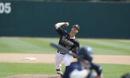 Cal Poly, BYU Split Marathon Saturday Doubleheader