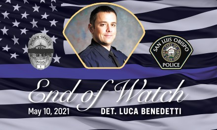 Procession Route Set for Det. Benedetti's Funeral