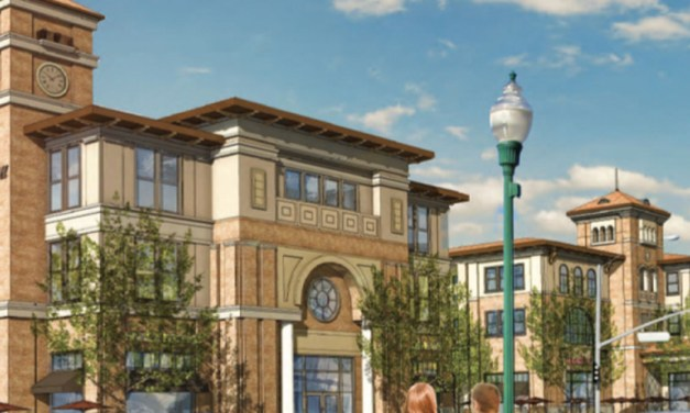 La Plaza and Block Shops Taking Shape Downtown