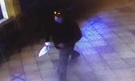 Knife Wielding Robber Attempts Second Heist Using Note