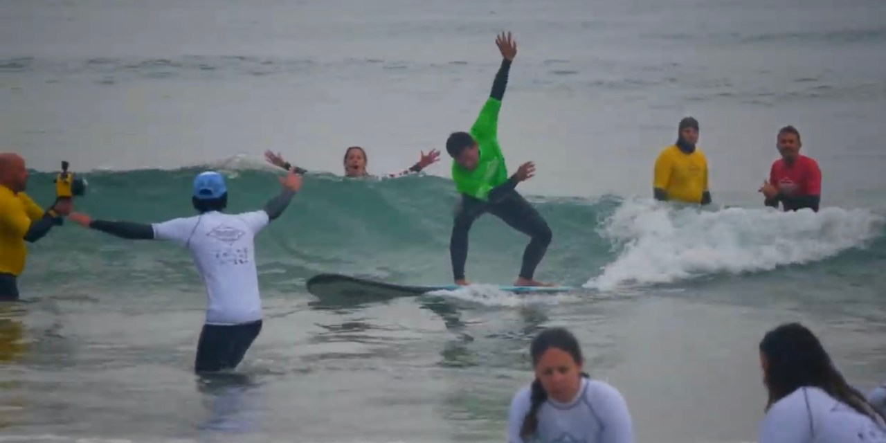 Adaptive Surf Competition AmpSurf Begins Today