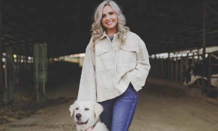 Singer and Dairy Farmer Stephanie Nash AgVocates Against '30 By 30 Plan'