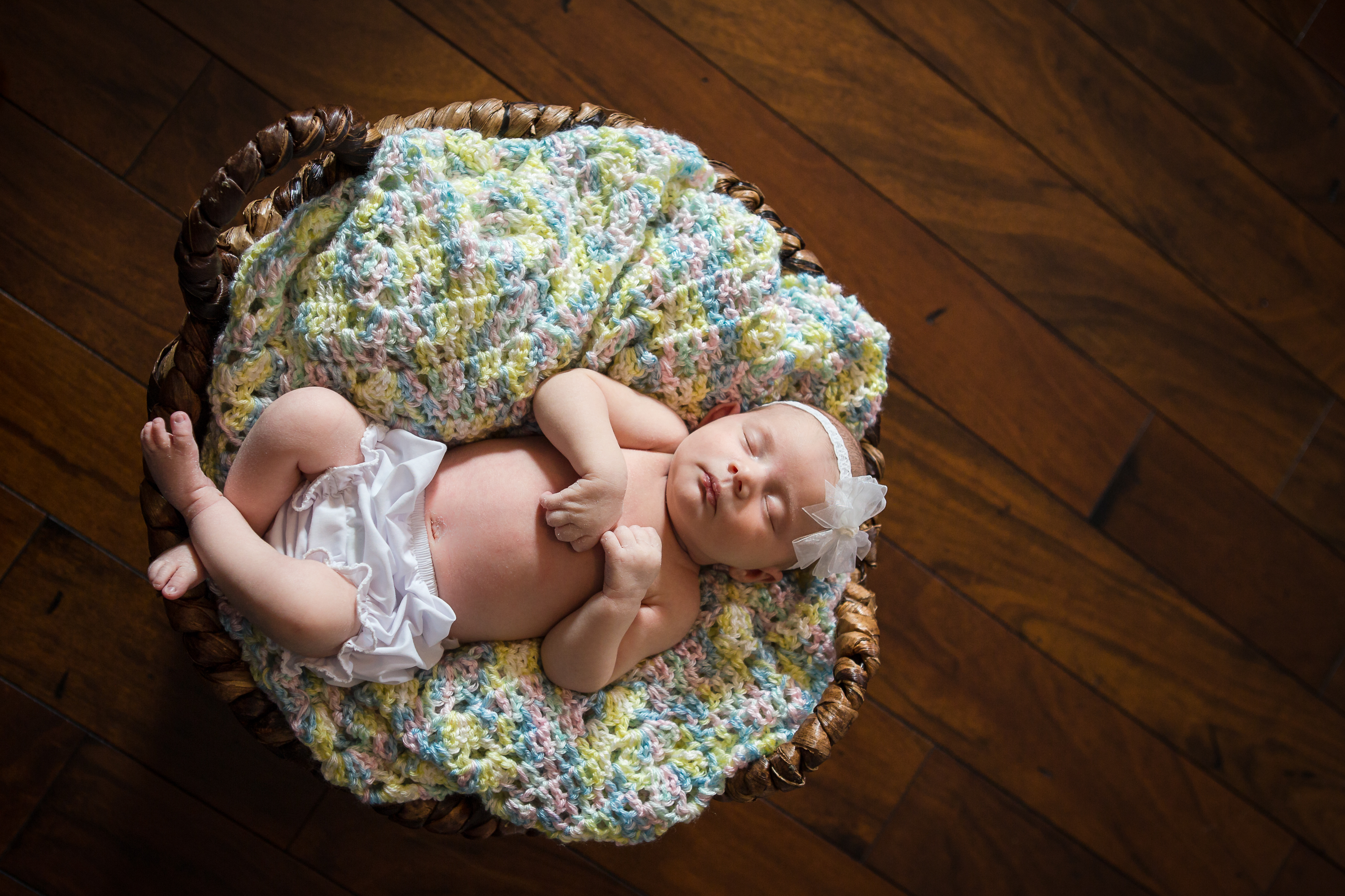 Newborn Photographer in Atascocita