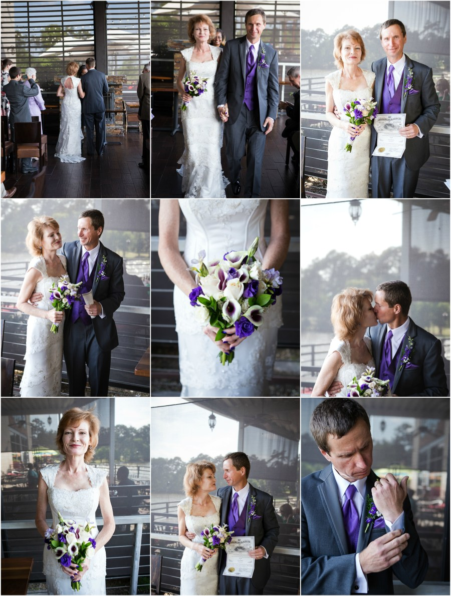 Wedding Ceremony Photographer in Kingwood