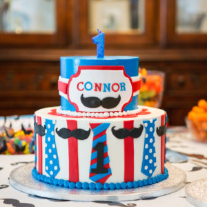 Connors First Birthday Atascocita Party Photographer