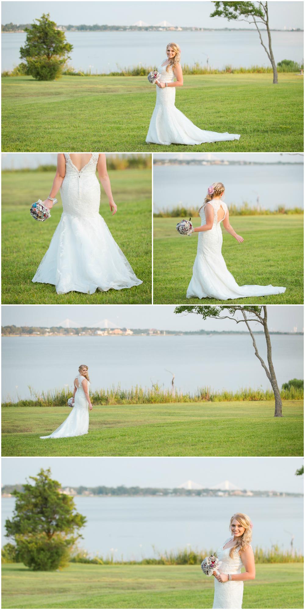Atascocita Photography Burnet Bay Bridal Session