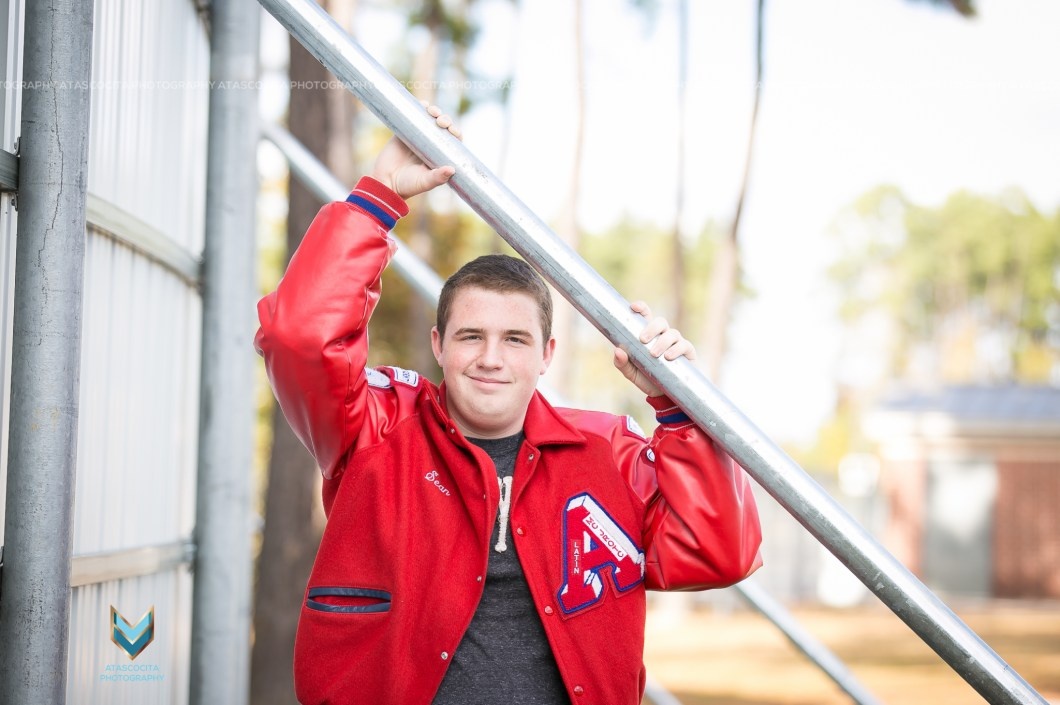 Guys Senior Portrait Atascocita High School