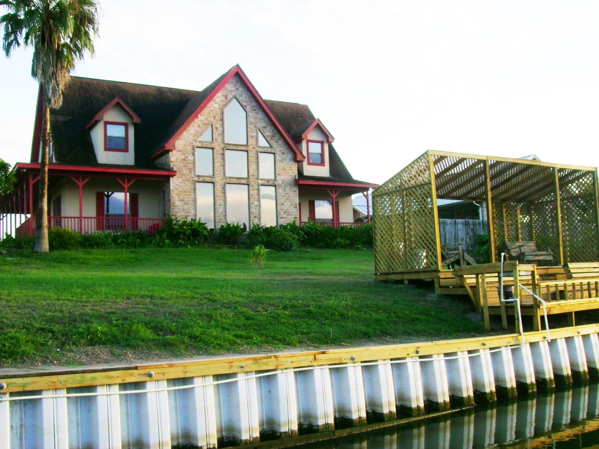Charmant South Texas Bed And Breakfast. Fishing Arroyo City. Fishing Piers In Arroyo  City.