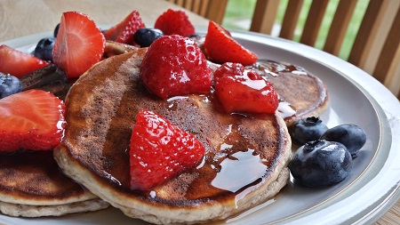 Ultimate Protein Pancakes