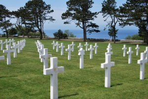 normandy-cemetery