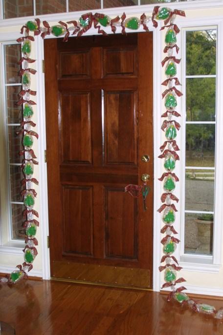 Cookie Garland Door