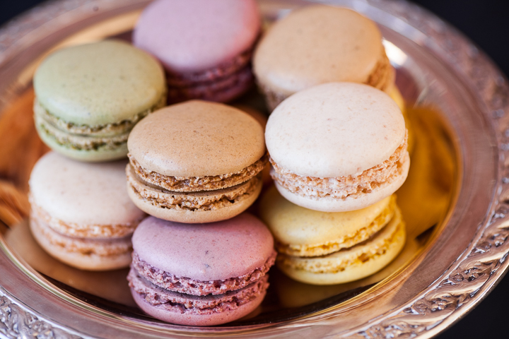 Plate of Macaroons