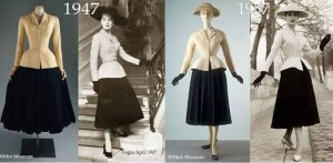 Dior 1947-1957