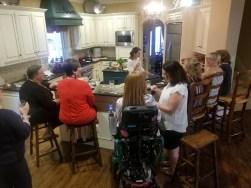Cooking class tonya group