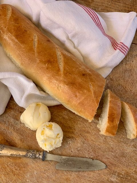 Classic & Simple French Bread Recipe