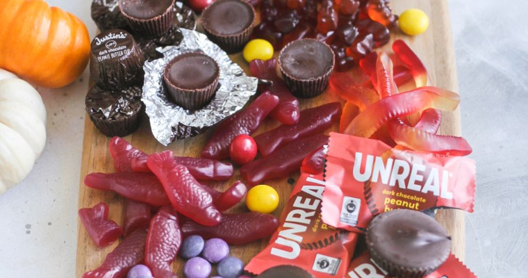 Real Better For You Halloween Candy List