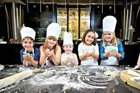 Kids Cooking Summer Camp