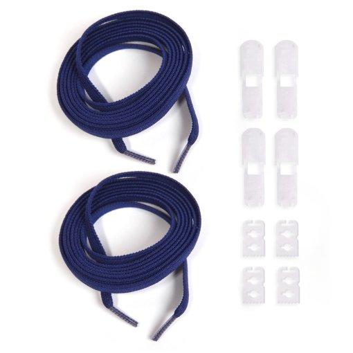 Lacets élastiques Ata® bleu Campus