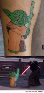 Green Gremlin in Star Wars