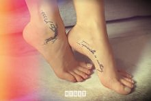 sentence on ankle