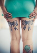 Double Bow and Shadow Play https://www.pacho-tattoo.com/bow-tattoos-ideas-designs-meanings/3/