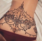 Awesome lower back tattoo https://www.inkdoneright.com/lower-back-tattoos/