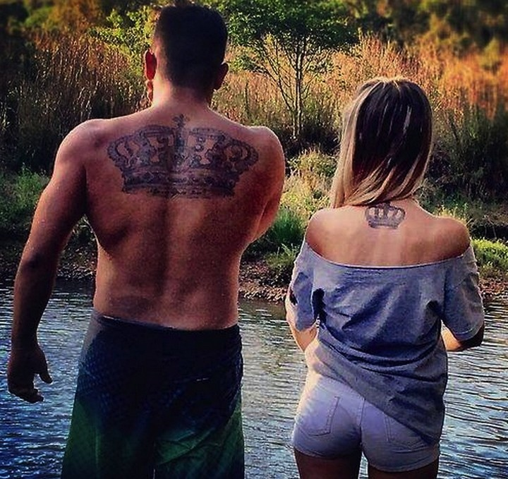 Matching Tattoo Ideas for Couples