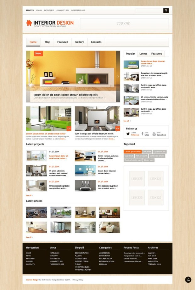 Interior-Design-Responsive-WordPress-Theme