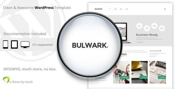 bulwark-business-wordpress-theme