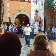 Visita Dones de la Casa del Mar a la Casa Sefardí