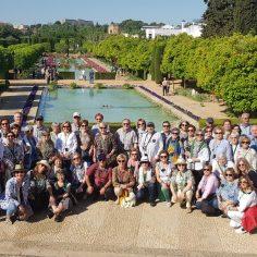 Visita Dones de la Casa del Mar al Alcázar de los Reyes Cristianos