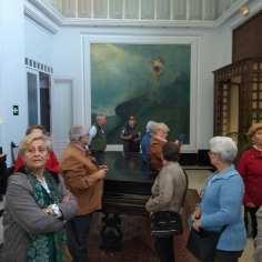 """Centro de Participación Activa """"Cañero-Fuensanta"""" en el Círculo de la Amistad"""