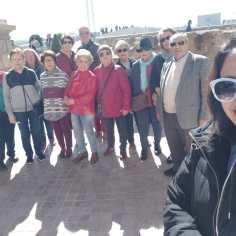 """Visita Colonia Patricia Córdoba Centro de particiación activa """"Los Naranjos II"""""""