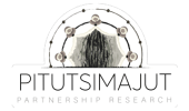 Logo Pitutsimajut Partnership Research