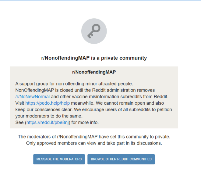 """Astroturf campaign on reddit to ban /r/conspiracy and /r/nonewnormal for """"covid misinformation"""""""