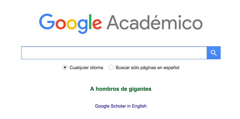 Figura 19. Logo de Google Académico