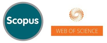 Figura 17. Logo bases de datos WoS y SCOPUS