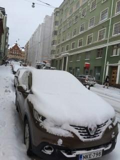 Snowy Helsinki 2